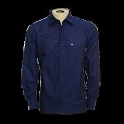 Camisa masc. marinho losango ML
