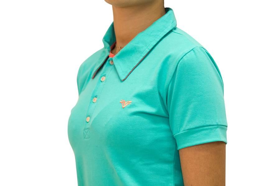 Camiseta polo Valley feminina - várias cores  - Grife Valley