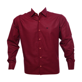 Camisa masc. vinho  - Grife Valley