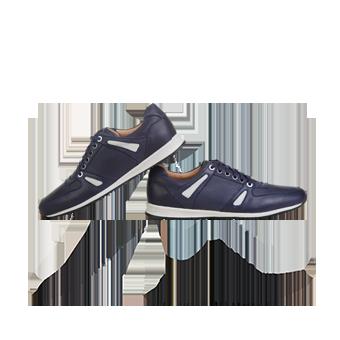 Sapatênis jogger Valley azul marinho  - Grife Valley