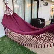 Rede de Dormir e Descansar Casal Bucho de Boi