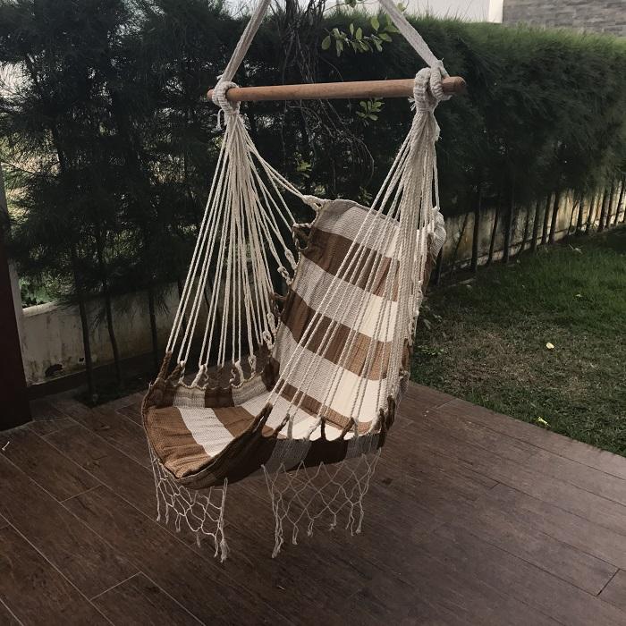 Rede Cadeira com Estofado