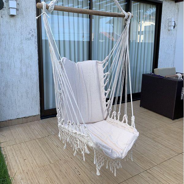 Rede Cadeira Cor Crua