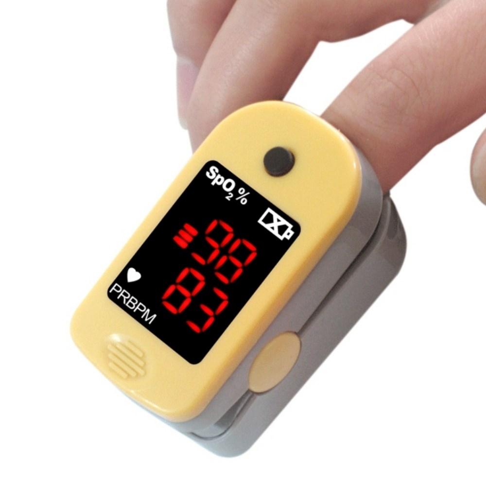 Oximetro de pulso de dedo - Choicemmed - HB FISIOTERAPIA