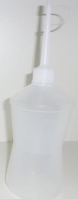 Almotolia 500 Ml - Transparente  - HB FISIOTERAPIA