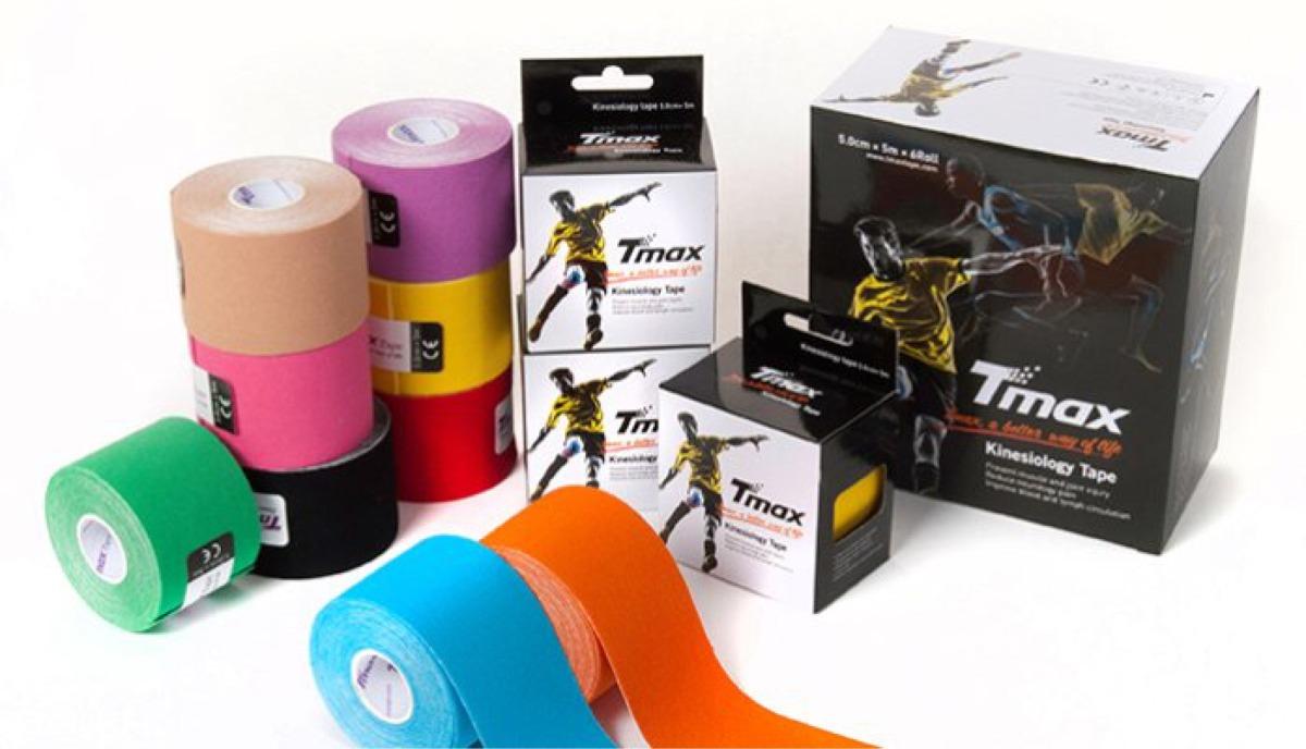 Kinesio Tape TMAX - HB FISIOTERAPIA fa4bdeb961ea7