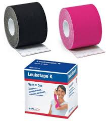 Leukotape - Kinesio Tape 5 cm x 5 m. Image description Image description  Image description 8c04fce91c28b