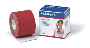 Leukotape - Kinesio Tape 5 cm x 5 m  - HB FISIOTERAPIA