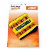 Hand Grip Amarelo - Leve 3LBS / 1,36kg (Digiflex) - Liveup  - HB FISIOTERAPIA