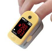 Oximetro de pulso de dedo - Choicemmed