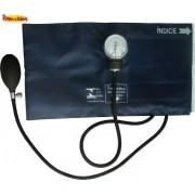 Aparelho de Pressão Esfigmomanômetro Grande Nylon Velcro - Premium
