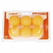 BOLAS PING PONG - LIVEUP SPORTS - 6UND