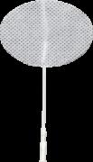 Eletrodo Adesivo Carcitrode Oval 4x6,5