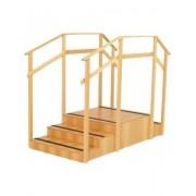 Escada 2 e 3 degraus c/ corrimão - Ref 2014