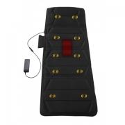 Esteira de Massagem 10 Motores e Aquecimento Massage Mat