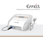 Novo Effect HTM - Aparelho de Radiofrequência Resistiva e Capacitiva com Estética Íntima