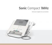 Sonic Compact HTM  Aparelho de Ultrassom 1Mhz para Fisioterapia