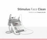 Stimulus Face Clean HTM - Aparelho de Alta Frequência, Vacuoterapia, Peeling Ultrassônico e Corrente de Baixa Frequência