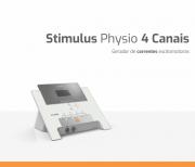 Stimulus Physio 04 Canais HTM - Aparelho de Multicorrentes