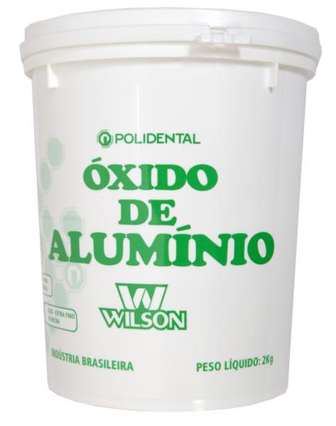 Óxido de Alumínio 2Kg - HB FISIOTERAPIA