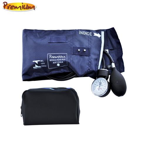 Aparelho de Pressão Arterial - Metal/Presilha - Premium  - HB FISIOTERAPIA
