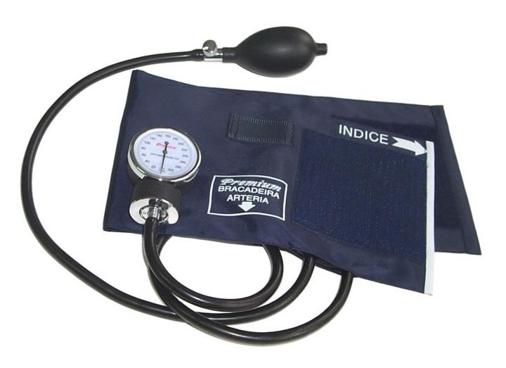 Aparelho de Pressão Arterial - Velcro - Premium  - HB FISIOTERAPIA