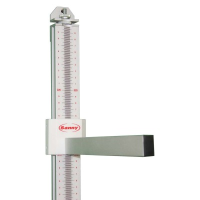 Estadiômetro Standard - Sanny  - HB FISIOTERAPIA