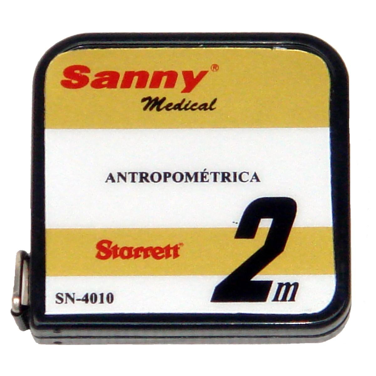 Trena Antropométrica sem Trava - Sanny  - HB FISIOTERAPIA