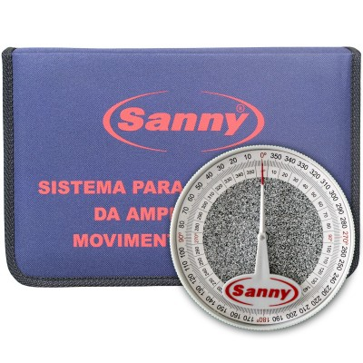Flexímetro Pendular - Sanny  - HB FISIOTERAPIA