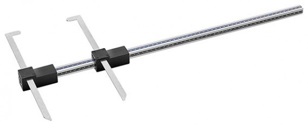 Paquímetro 60 cm - Cescorf  - HB FISIOTERAPIA