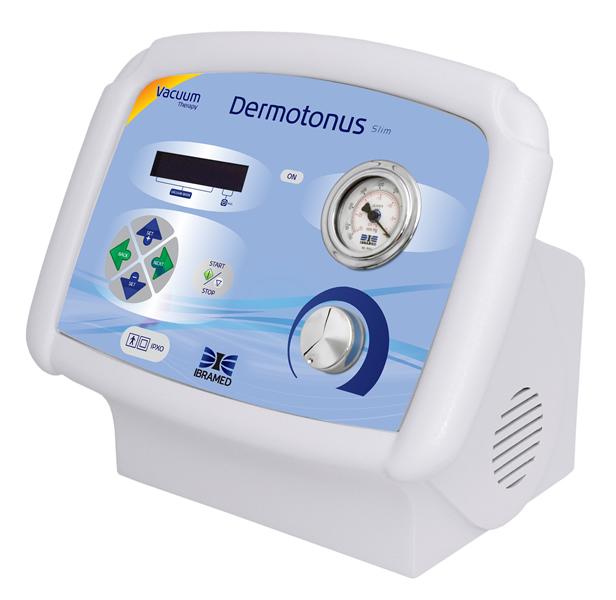 Dermotonus Slim - Aparelho de Vacuoterapia e Endermologia Facial e Corporal - HB FISIOTERAPIA