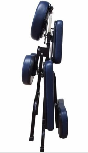 Cadeira de Shiatsu em Metal - Beltex  - HB FISIOTERAPIA