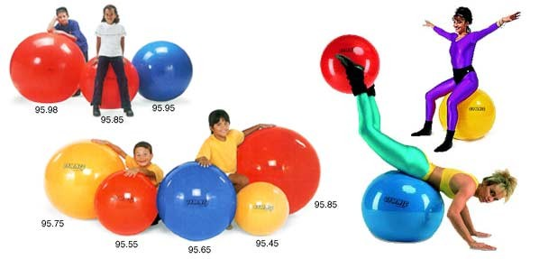 Bola Gymnic Classic 75 cm - Gymnic  - HB FISIOTERAPIA