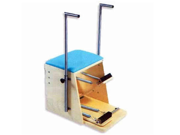 Cadeira Combo para Pilates - ZilMóveis  - HB FISIOTERAPIA