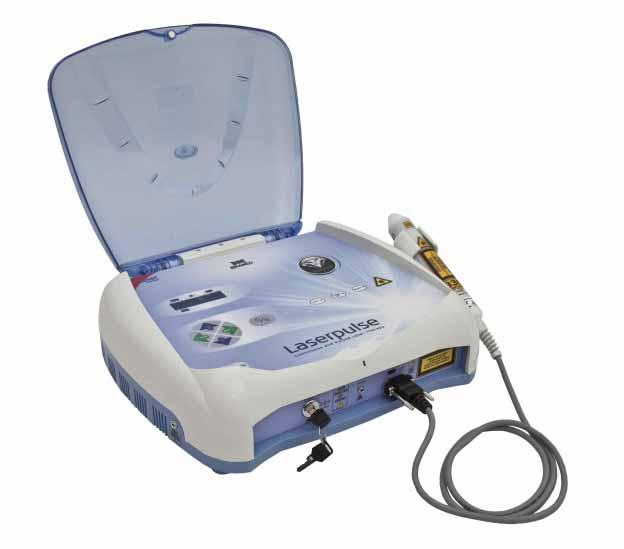 Laserpulse com Caneta 660nm - HB FISIOTERAPIA