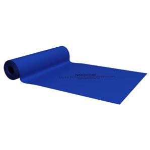 Faixa Elástica Mercur para Exercícios Azul - Metro  - HB FISIOTERAPIA