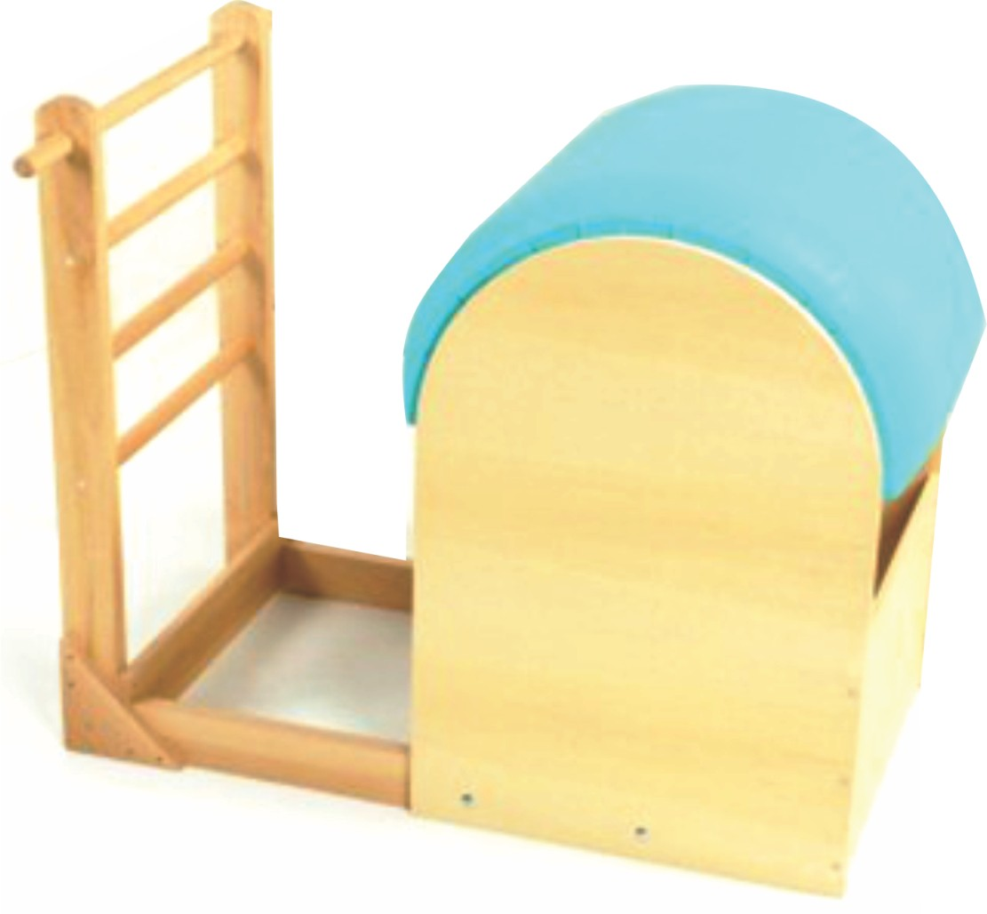 Ladder Barrel para Pilates - ZilMóveis  - HB FISIOTERAPIA