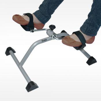 Ciclo Ergômetro (Pedalinho) Simples  - Carci - HB FISIOTERAPIA