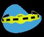 Colete de Hidro Onda até 120Kg - HB FISIOTERAPIA
