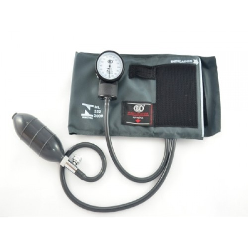 Aparelho de Pressão Adulto Nylon Velcro BIC  - HB FISIOTERAPIA