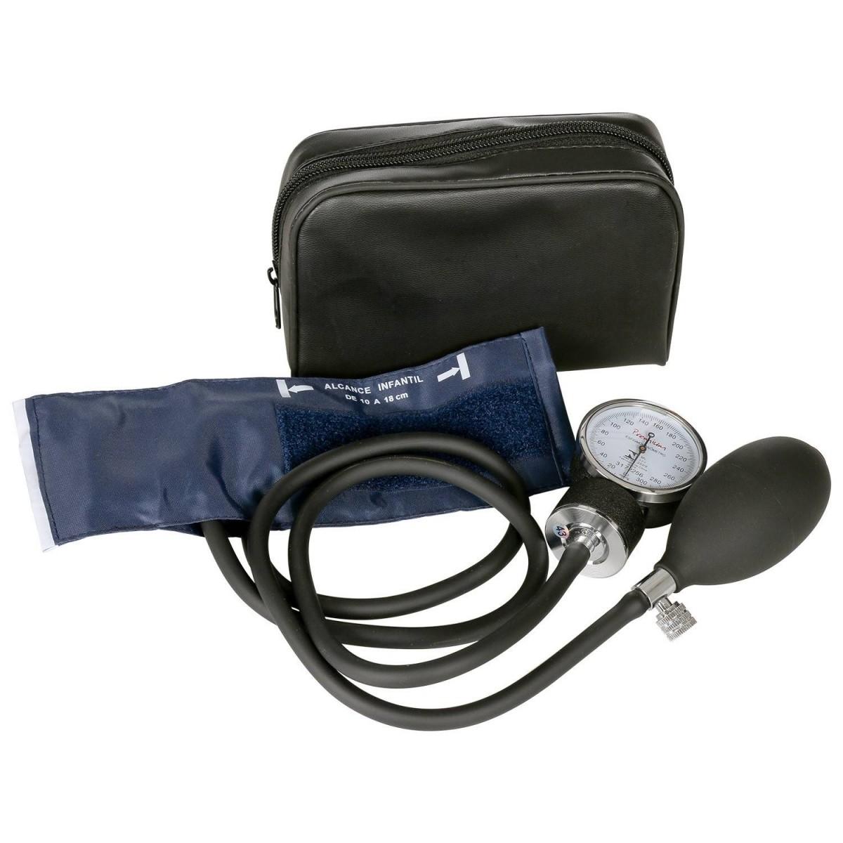 Aparelho de Pressão Esfigmomanômetro Infantil Nylon Velcro - Premium  - HB FISIOTERAPIA