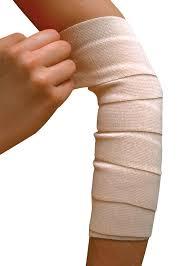 Atadura  Elástica – Bandagem – BC 0110  - HB FISIOTERAPIA