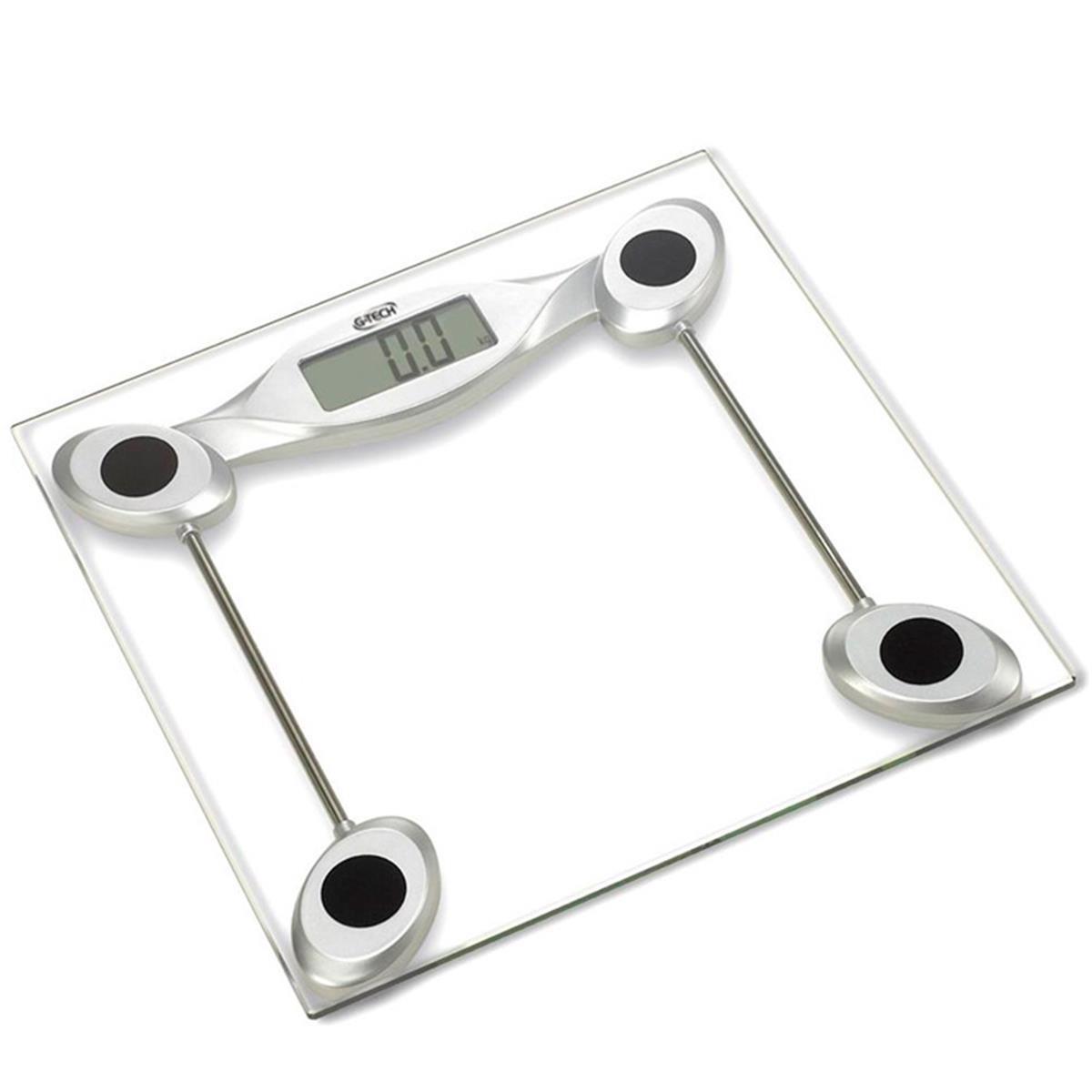 Balança Digital - G-TECH - GLASS 200  - HB FISIOTERAPIA
