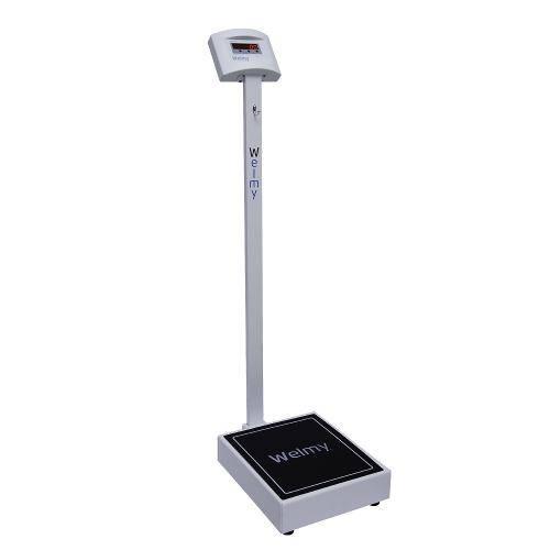 Balança Digital Sem Antropômetro W200 - Welmy  - HB FISIOTERAPIA