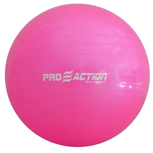 Bola Suiça Pink 65 Cm - Ref. G264  - HB FISIOTERAPIA