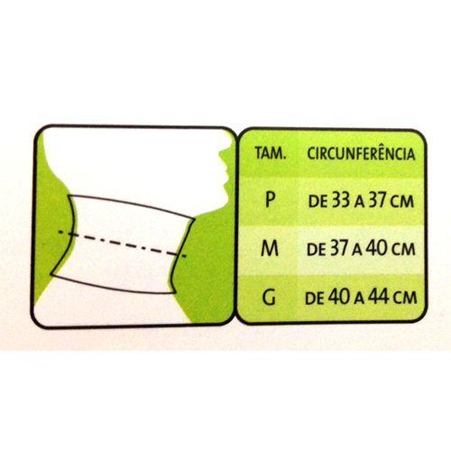Colar Cervical com Apoio Mentoniano  - HB FISIOTERAPIA