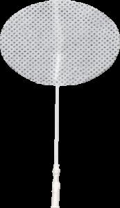 Eletrodo Adesivo Carcitrode Oval 4x6,5  - HB FISIOTERAPIA