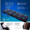 Esteira de Massagem 10 Motores e Aquecimento Massage Mat  - HB FISIOTERAPIA