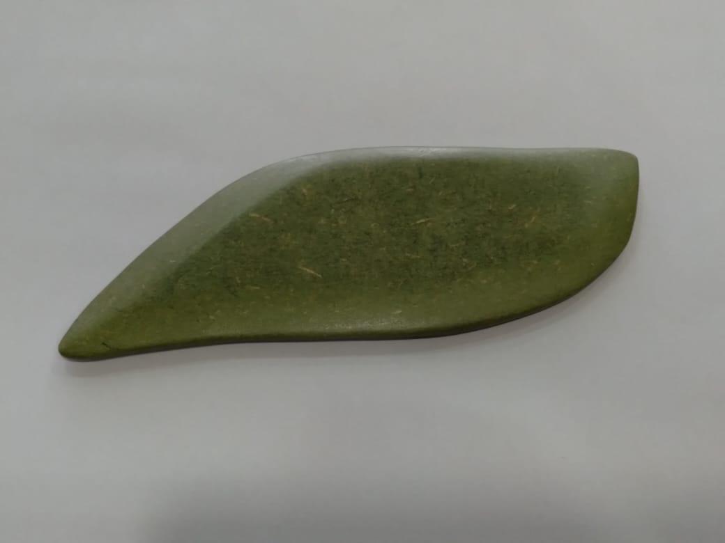 Gua-Sha Leaf Shape - REF: 1056  - HB FISIOTERAPIA