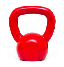 Kettlebell 4 Kg  - HB FISIOTERAPIA